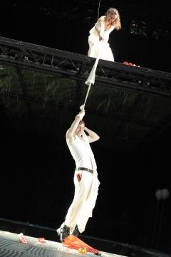 """""""Romeo und Julia"""" am Berliner Ensemble 2011"""